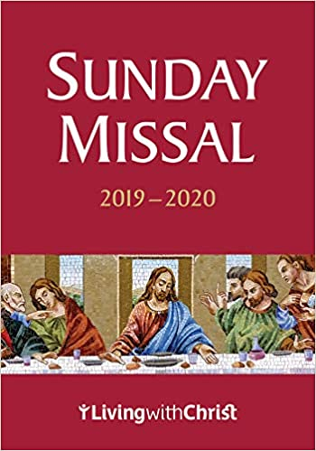 Best Reads 2020.2019 2020 Living With Christ Sunday Missal Catholic Sunday
