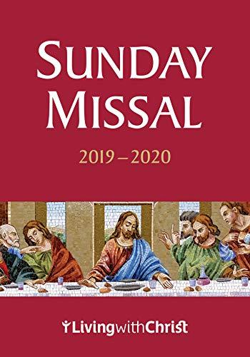 (2019-2020 Living with Christ Sunday Missal (Catholic Sunday Missal U.S. Edition))