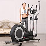 HARISON Exercise Bike Stationary Indoor Cycling Bike with iPad Amount for Girls