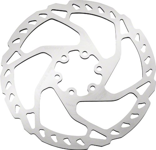 (SHIMANO SM-RT66 SLX 6-Bolt Disc Brake Rotor (160-mm))