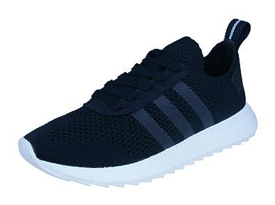 e3c52a20edf90 adidas Women s Primeknit Flashback Competition Running Shoes  Amazon ...