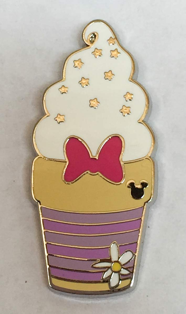Disney Pin DLR 2018 Hidden Mickey - Daisy Duck - Ice Cream Disney Pin
