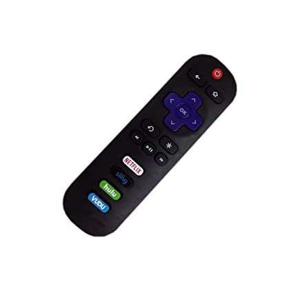 Amazon com: USARMT TV Remote Control for/fit TCL RC280 Roku with