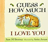 img - for Guess How Much I Love You Lap-Size Board Book book / textbook / text book