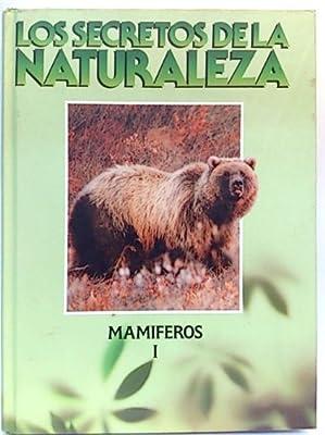 Secretos de la naturaleza, los. los mamiferos. (t.1): Amazon.es ...