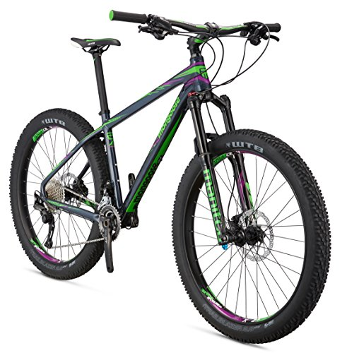 "Mongoose Ruddy Expert 27.5"" Wheel Frame Mountain Bicycle"