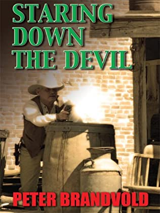 book cover of Staring Down the Devil