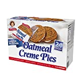 #6: Little Debbie Oatmeal Creme Pie Club Pack, 24 Count, 3 Pound