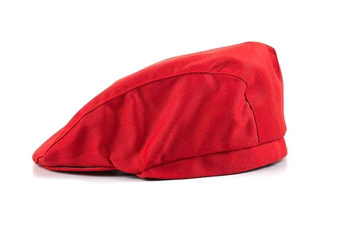 KINDOYO Cappello da Cuoco - Unisex Cappello da Lavoro del Ristorante  Dell hotel 407304d20c66