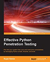 Effective Python Penetration Testing Front Cover