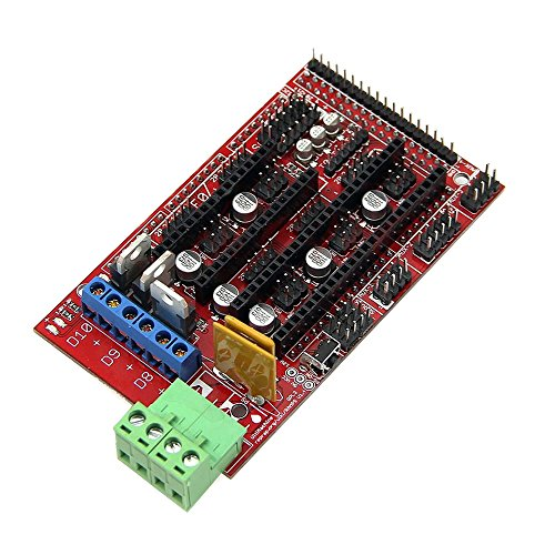 OSOYOO 3D Printer Controller RAMPS 1.4 Board Module for REPRAP MENDEL PRUSA Arduino Parts And Accessories satisfyelectronics