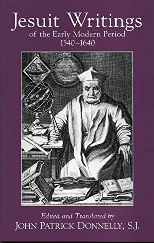 Jesuit Writings of the Early Modern Period: 15401640