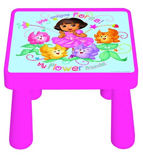 Dora The Explorer Cafe Table Kids Only Inc 43772