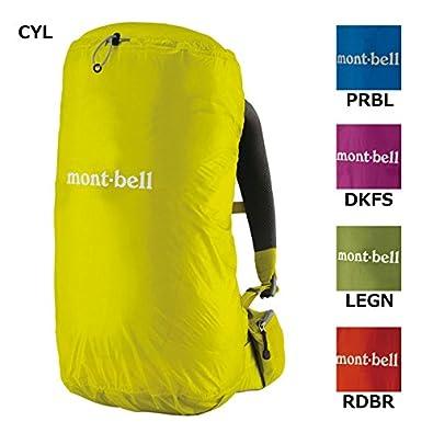 896112f277ae Amazon.co.jp: モンベル(mont-bell) ジャストフィット パックカバー 25 1128518 LEGN リーフグリーン:  シューズ&バッグ