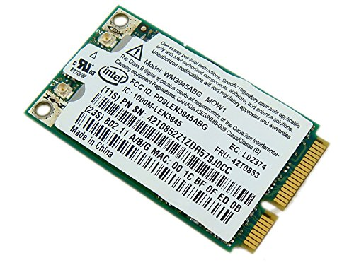 Intel 3945 Wireless Card - 7