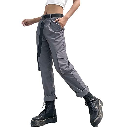 X-xyA Pantalones De Chándal Cargo Cargo De Mujer Pantalones De ...