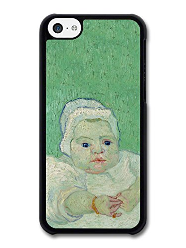 Vincent Van Gogh Roulin's Baby Painting Artist Art Vintage case for iPhone 5C