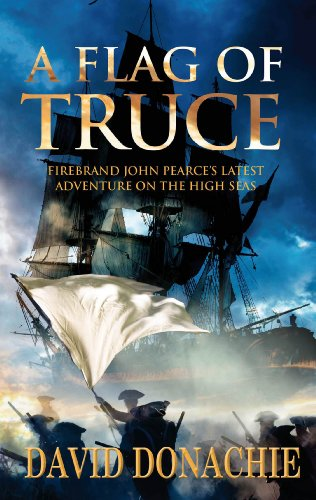 book cover of A Flag of Truce