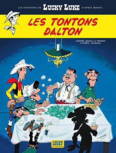 Les Aventures De Lucky Luke D'après Morris - Tome 6 - Les Tontons Dalton French Edition