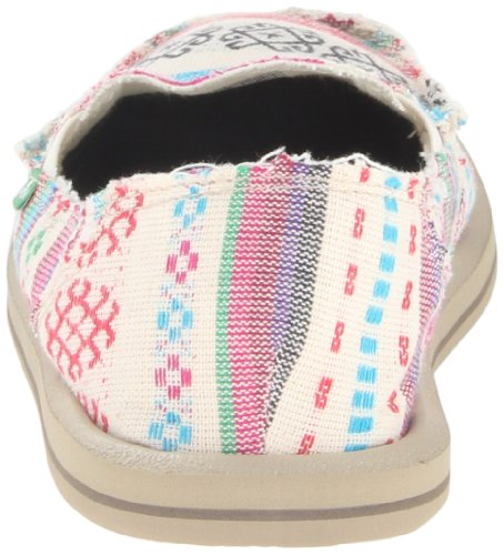 Poncho Ladies Natural Shoes Donna Sanuk x8gnHw70qB