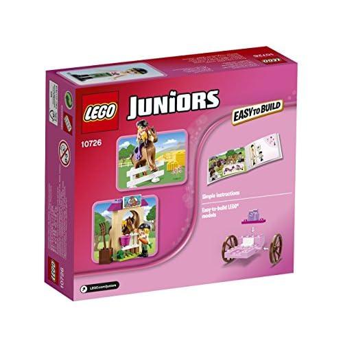 4057726959 bien LEGO - 10726 - Juniors - Jeu de Construction - La Calèche de Stéphanie