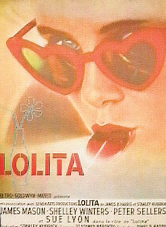 Lolita Movie Poster (Lolita - Movie Poster (Size: 27'' x 40'') (By POSTER STOP ONLINE))