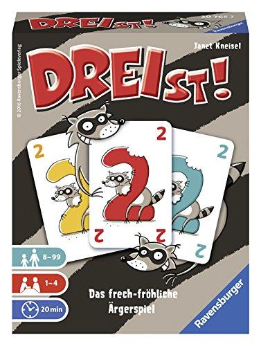 Ravensburger 20765 - DREIst - Kartenspiel