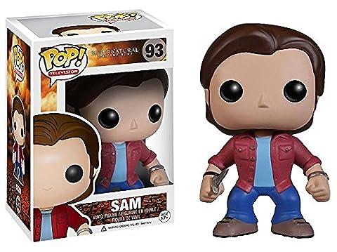 Sam Winchester: ~3.8