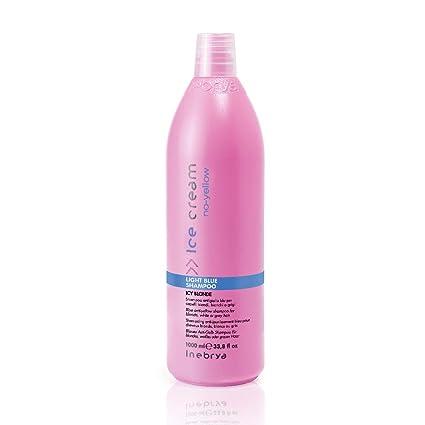 SHAMPOO AZZURRO 1000 ML anti-giallo blu per capelli biondi ea84b7572079