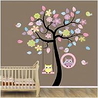 Blansdi - Adhesivos de pared, diseño infantil