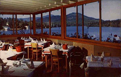 James Hadjis Le Bourget Restaurant Lake Placid New York Original