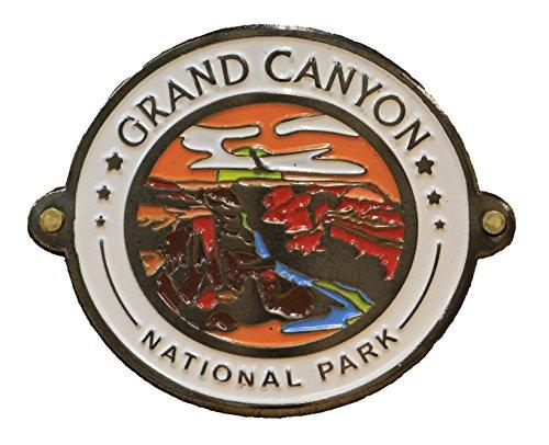 Grand Canyon National Park Hiking Stick Medallion