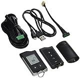 Python 9756P 2-Way Lcd Rf Remote & Antenna with 1 Mile Range