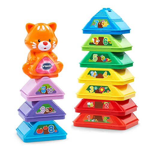VTech Nest and Build Tree Stacker
