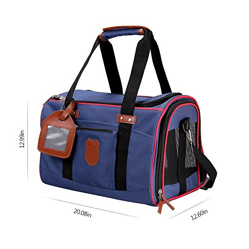 Travel-Pet-Carrier-Soft-Sided-Pet-Carriers-Comfortable-Carrier-Adjustable-and-Foldable-Airline-Approved-Pet-Travel-Carrier