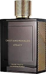 Cristiano Ronaldo Legacy Men's Eau de Toilette Spray, 3.4 Ounce