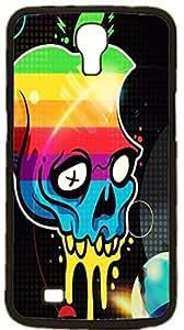 Graffiti art style Pattern Hard Case for Samsung Galaxy Mega 6.3 I9200 I9205 ( Sugar Skull ) by runtopwell