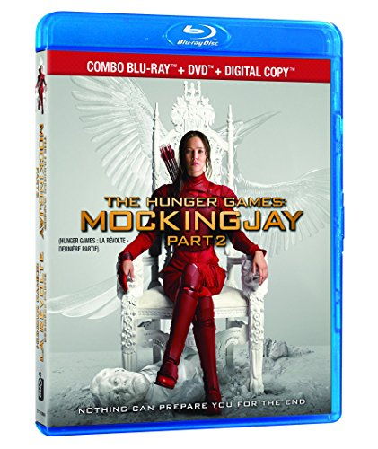 The Hunger Games: Mockingjay, Part 2 (Blu-ray + DVD)