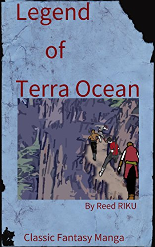 Legend of Terra Ocean Vol 02: International English Comic Manga Edition (English Edition)