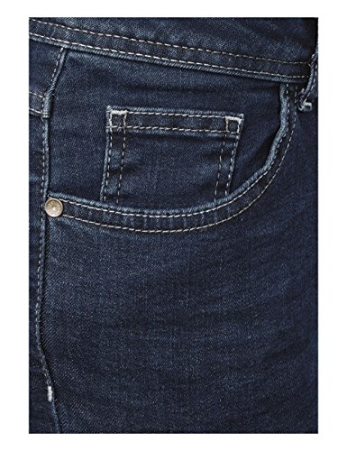 Blue 10315 Donna Jeans Cecil Wash Straight Blu dark xXq0FA