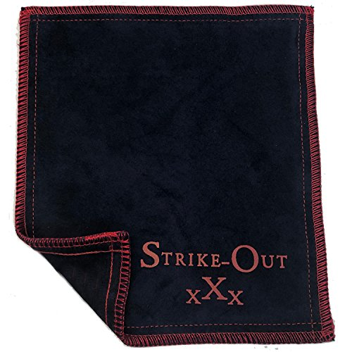 Strike-Out Bowling Shammy (Navy Blue)