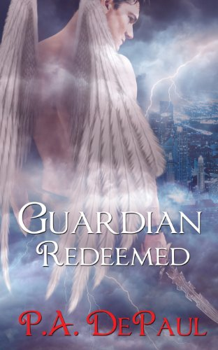 book cover of Guardian Redeemed