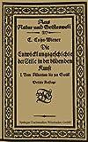 Die Entwicklungsgeschichte der Stile in der Bildenden Kunst : Erster Band: Vom Altertum Bis Zur Gotik, Cohn-Wiener, Ernst, 3663155447