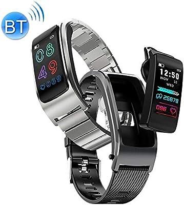 LGYD Smart Wristband Dido F5 0.96 Pulgadas 2 en 1 Impermeable ...