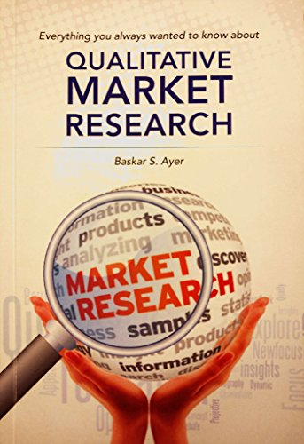 Download for free Qualitative Market Research: Everything you always wanted to know about Qualitative Market Research!