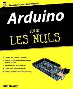 """Afficher """"Arduino pour les nuls"""""""