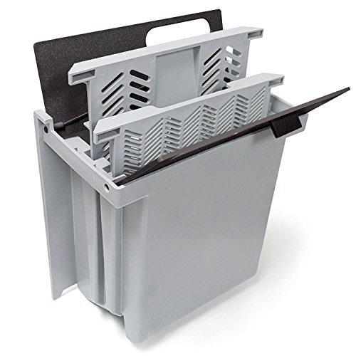Endura 3911A-1 Solids Basket, Gray by (Endura Air)