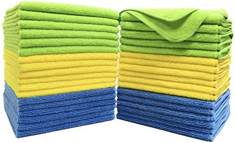 Polyte Premium Microfiber Cleaning Towel