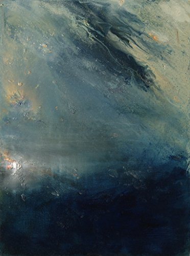 Lighthouse in a Storm - Limited Edition on Canvas - Large ()