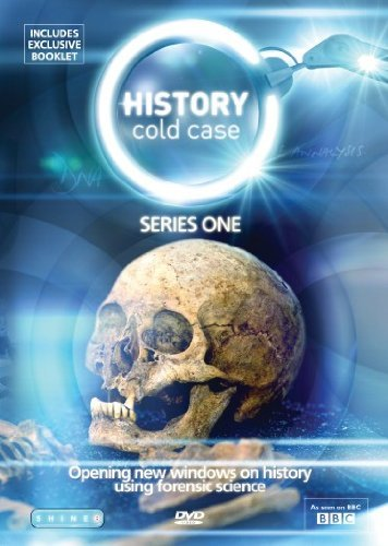 (History Cold Case Complete Series 1 [DVD])